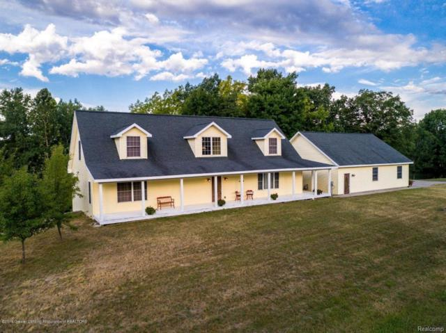 9564 Lakeview Court, Fulton Twp, MI 48871 (#630000228806) :: RE/MAX Vision