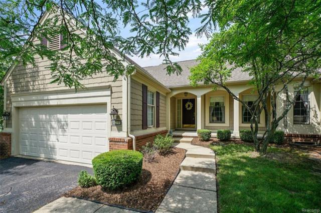 2423 Wildbrook Run, Bloomfield Twp, MI 48304 (#218071484) :: Duneske Real Estate Advisors