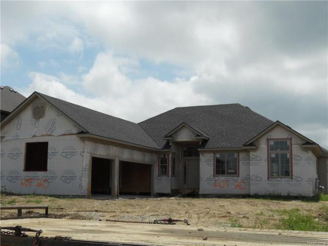 21982 Rivanna Drive, Macomb Twp, MI 48044 (#218071587) :: The Buckley Jolley Real Estate Team