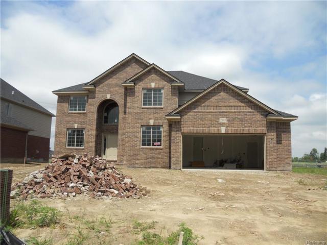 22015 Rivanna Drive, Macomb Twp, MI 48044 (#218071607) :: The Buckley Jolley Real Estate Team