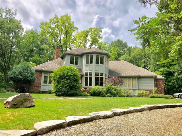 3695 Merritt Lake Drive, Metamora Twp, MI 48455 (#218071626) :: RE/MAX Classic