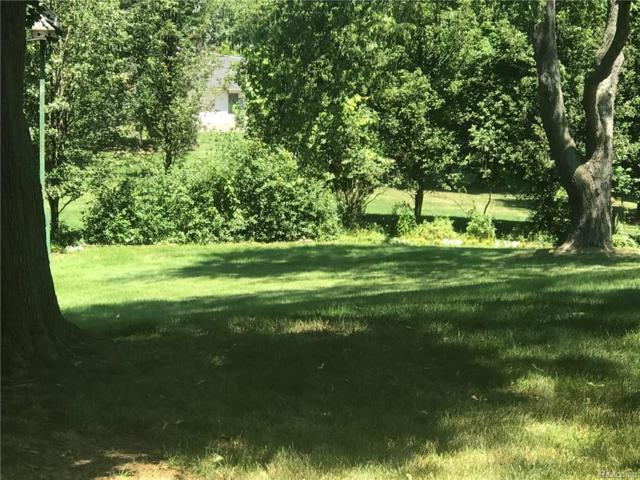 4294 Pine Tree Trail, Bloomfield Twp, MI 48302 (#218071692) :: RE/MAX Classic