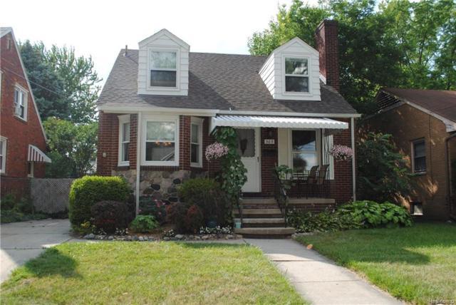 305 Borgess Avenue, Monroe, MI 48162 (#218071877) :: The Buckley Jolley Real Estate Team
