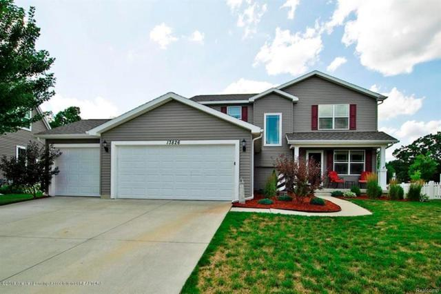13826 Myrtle Drive, Dewitt Twp, MI 48820 (#630000228861) :: The Mulvihill Group