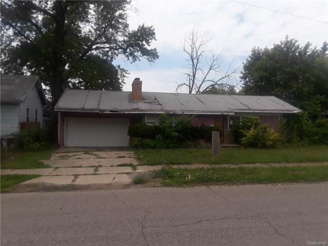 1109 Frost Street, Flint, MI 48504 (#218071915) :: RE/MAX Classic