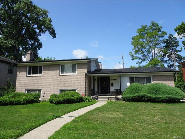 24571 Seneca Street, Oak Park, MI 48237 (#218071932) :: RE/MAX Classic