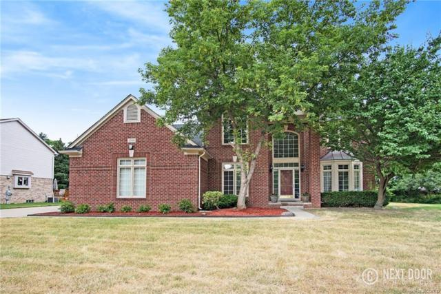 3768 Edenderry Drive, Troy, MI 48083 (#218072069) :: RE/MAX Classic
