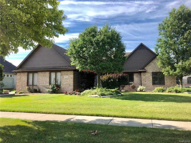 5670 Commentry Drive, Sterling Heights, MI 48314 (#218072117) :: RE/MAX Classic