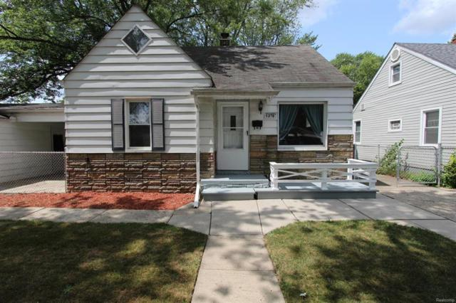 5370 Monroe, Dearborn Heights, MI 48125 (#543259033) :: RE/MAX Classic