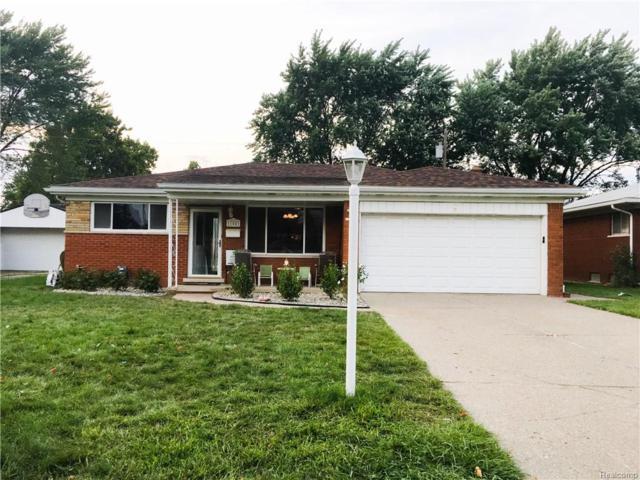 11081 E 12 MILE Road, Warren, MI 48093 (#218072128) :: The Buckley Jolley Real Estate Team