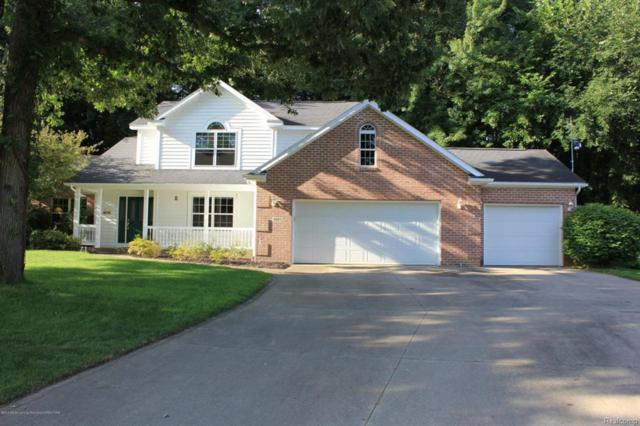4865 N Ohchi Court, Delhi Charter Twp, MI 48842 (MLS #630000228812) :: The Toth Team