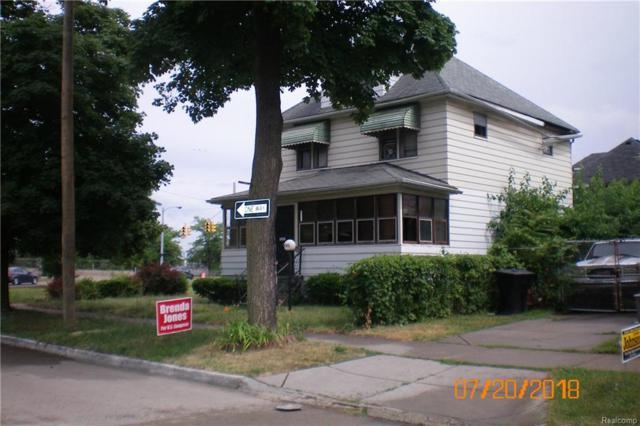 4205 Larchmont Street, Detroit, MI 48204 (#218072193) :: RE/MAX Classic