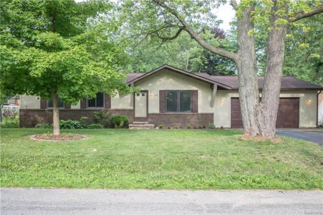 4370 Crestdale Avenue, West Bloomfield Twp, MI 48323 (#218072264) :: RE/MAX Classic