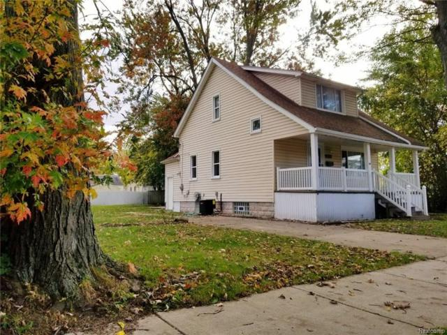 25721 Yale Street, Dearborn Heights, MI 48125 (#218072267) :: RE/MAX Classic