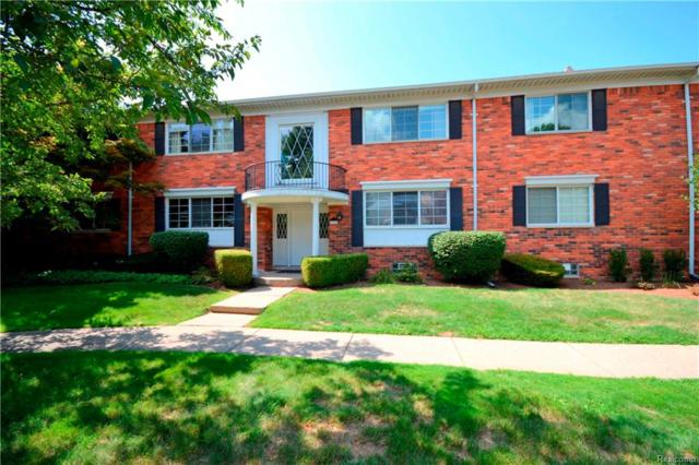 1733 Huntingwood Lane D, Bloomfield Hills, MI 48304 (#218072395) :: Duneske Real Estate Advisors