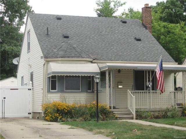 24368 Hopkins Street, Dearborn Heights, MI 48125 (#218072408) :: RE/MAX Classic