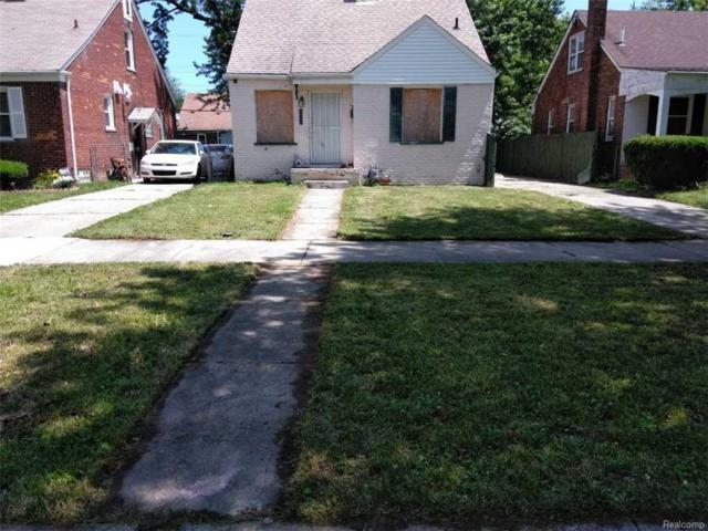 6318 Marseilles Street, Detroit, MI 48224 (#218072483) :: The Buckley Jolley Real Estate Team