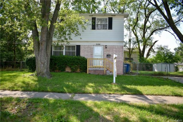 2106 Ellsworth, Westland, MI 48186 (#218072496) :: RE/MAX Classic