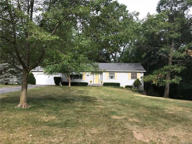 9575 Syracuse Avenue, Independence Twp, MI 48348 (#218072633) :: RE/MAX Classic