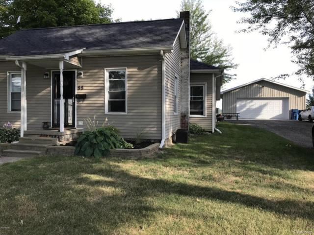 55 W Liberty St, QUINCY VLLG, MI 49082 (#62018036659) :: Duneske Real Estate Advisors