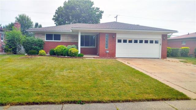 11175 Brougham Drive, Sterling Heights, MI 48312 (#218072701) :: RE/MAX Classic