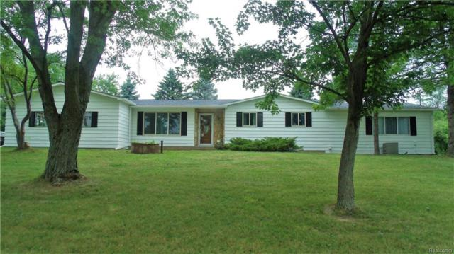 5399 Evans Road, Holly Twp, MI 48442 (#218072755) :: RE/MAX Classic