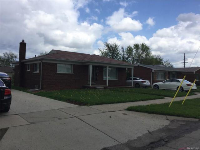 27014 Ford Road, Dearborn Heights, MI 48127 (#218072779) :: RE/MAX Classic