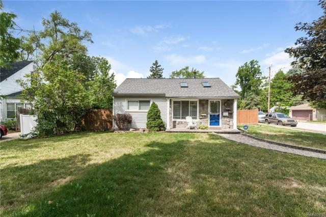 4257 Tonawanda Avenue, Royal Oak, MI 48073 (#218072791) :: The Buckley Jolley Real Estate Team