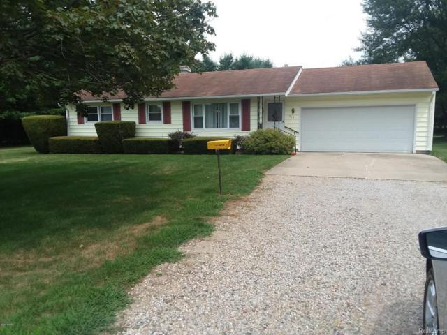349 N Fremont Rd, Quincy Twp, MI 49036 (#62018036725) :: RE/MAX Vision