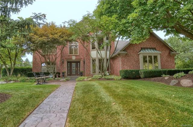 6219 Carriage Trail Drive, Troy, MI 48098 (#218072893) :: RE/MAX Classic