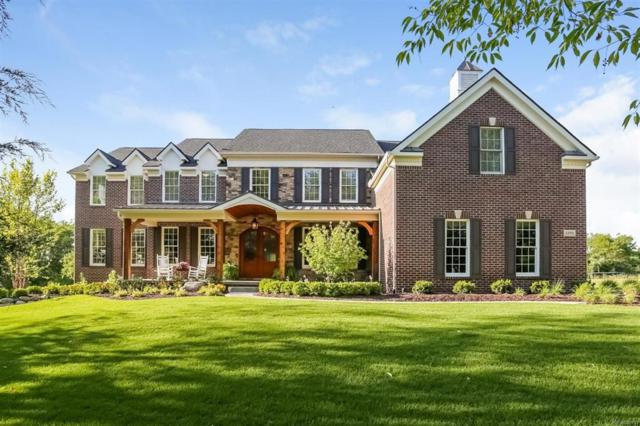 1890 Tapadera Drive, Lodi Twp, MI 48103 (#543259069) :: The Buckley Jolley Real Estate Team
