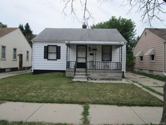 1025 Mill Street, Lincoln Park, MI 48146 (#218073022) :: RE/MAX Classic