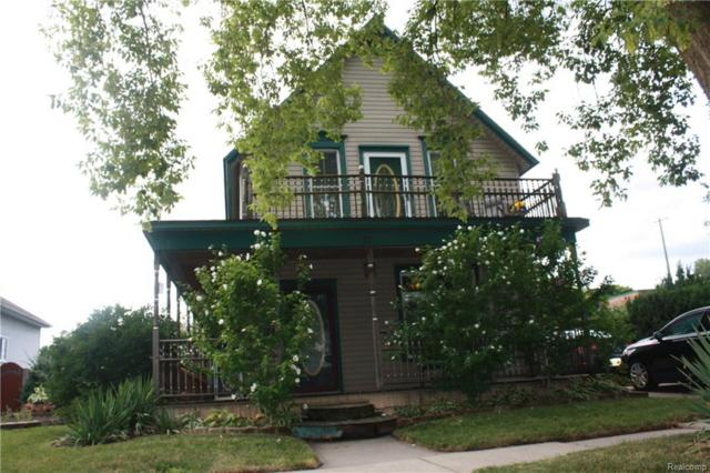 21 2ND Street, Mount Clemens, MI 48043 (#218073063) :: RE/MAX Classic