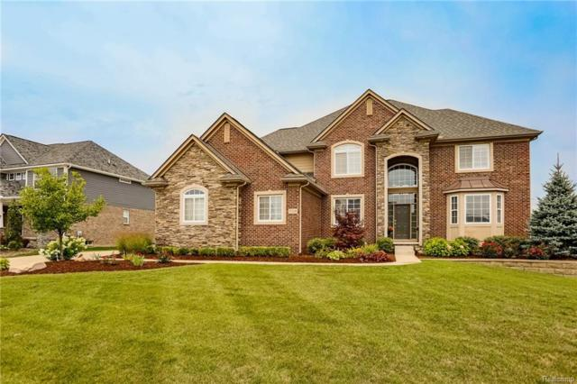 57200 Meadowcreek Circle N, Lyon Twp, MI 48178 (#218073170) :: The Buckley Jolley Real Estate Team