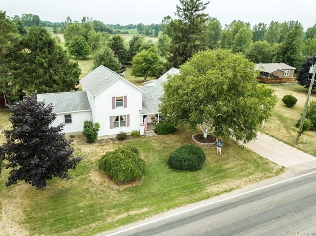 1775 N Nicholson Road, Handy Twp, MI 48836 (#218073249) :: Duneske Real Estate Advisors