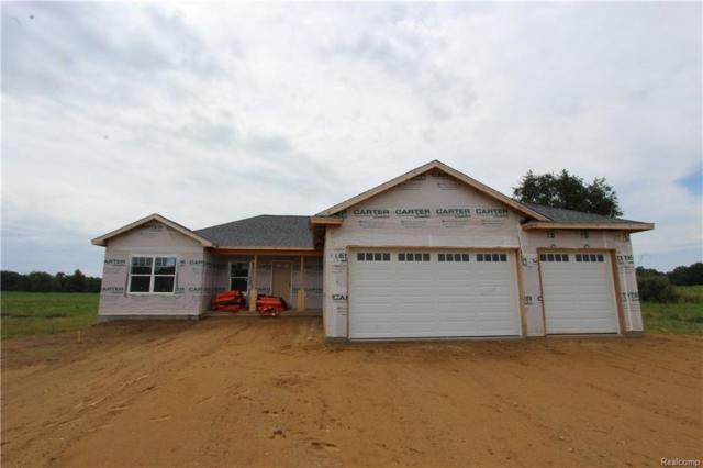 5399 Stone Garden Drive Drive, Marion Twp, MI 48843 (#218073344) :: The Buckley Jolley Real Estate Team
