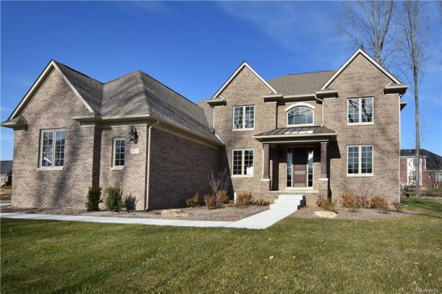 3877 Corkwood Drive, Sterling Heights, MI 48314 (#218073415) :: The Buckley Jolley Real Estate Team