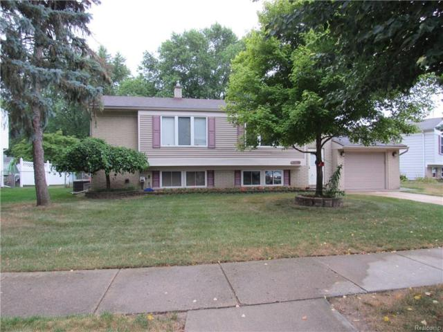 42811 Wilmington Drive, Sterling Heights, MI 48313 (#218073418) :: RE/MAX Classic