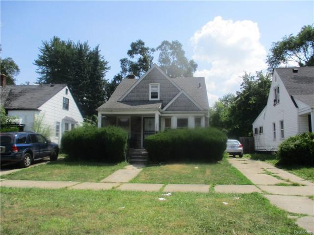 9986 Evergreen Avenue, Detroit, MI 48228 (#218073433) :: RE/MAX Classic