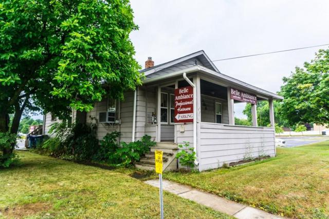 301 W Flint Street, Davison, MI 48423 (#218073517) :: The Buckley Jolley Real Estate Team