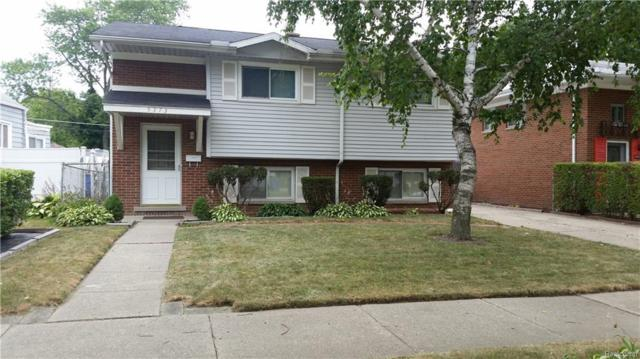 5373 Dudley Street, Dearborn Heights, MI 48125 (#218073590) :: RE/MAX Classic