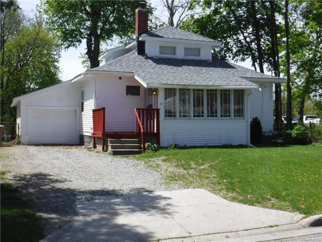 149 Ruth Street, Pontiac, MI 48341 (#218073666) :: RE/MAX Classic