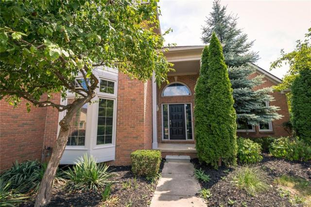 6741 Queen Anne Drive, West Bloomfield Twp, MI 48322 (#218073692) :: RE/MAX Classic