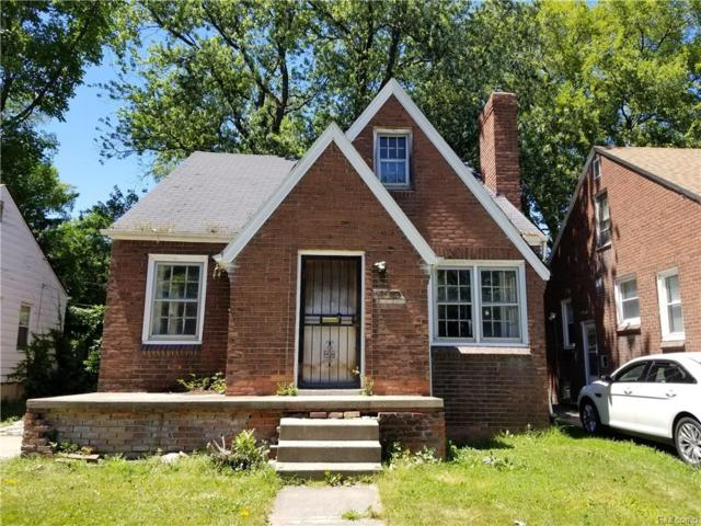 13575 Rutherford Street, Detroit, MI 48227 (MLS #218073695) :: The Toth Team