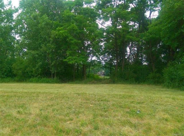 LOT A Walton, Waterford Twp, MI 48329 (#218073844) :: The Buckley Jolley Real Estate Team