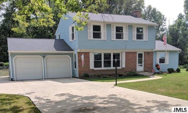 617 Robinson Rd, Summit, MI 49203 (#55201802842) :: Duneske Real Estate Advisors
