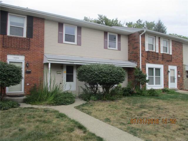 13336 Lake Point Boulevard, Van Buren Twp, MI 48111 (#218074048) :: Duneske Real Estate Advisors