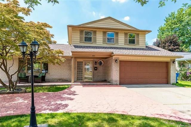 831 N Beech Daly Road, Dearborn Heights, MI 48127 (#218074058) :: RE/MAX Classic