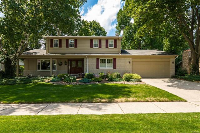 10527 Brookwood Drive, Plymouth, MI 48170 (#543259182) :: RE/MAX Classic