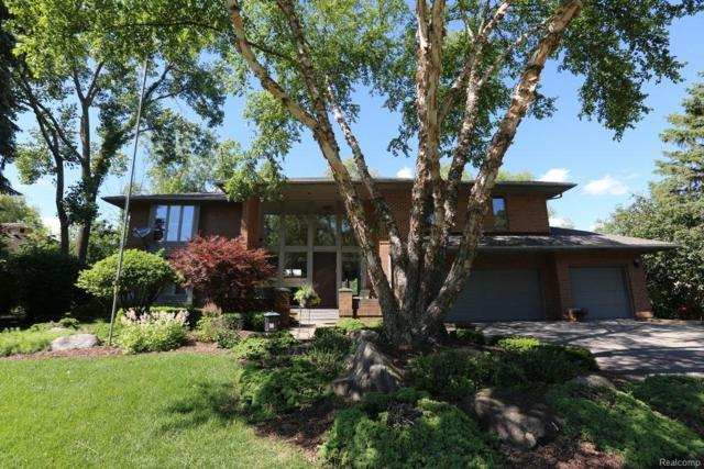 5848 Glen Eagles Drive, West Bloomfield Twp, MI 48323 (#218074149) :: RE/MAX Classic